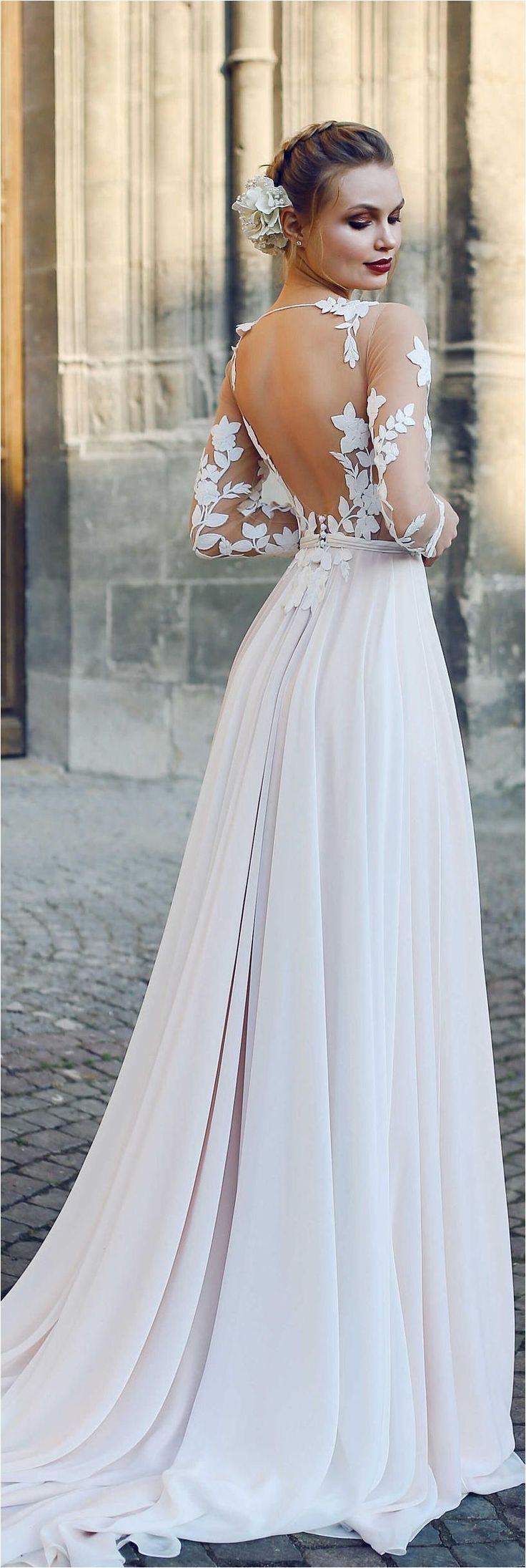 Excellent best long sleeve lace wedding dresses inspirations