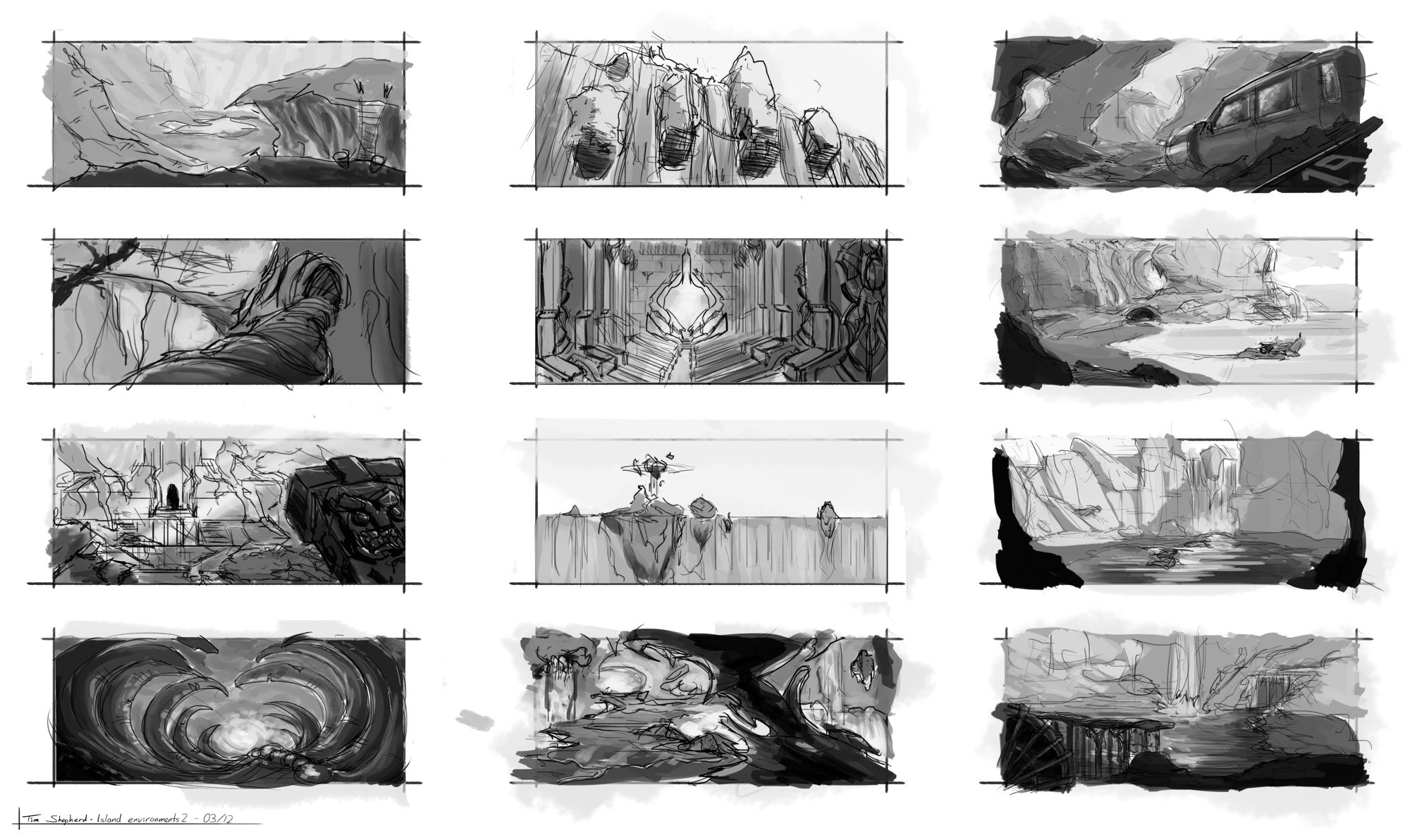 Environment Sketches Google Search In 2019 Environment
