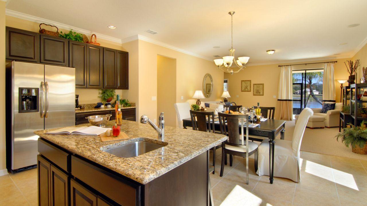 New Homes Photos In Orlando Fl Maronda Homes Home Kitchen