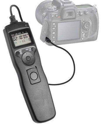 Power Up Lcd Digital Timer Shutter Release Remote Amazon Co Uk Camera Photo Digital Timer Digital Camera