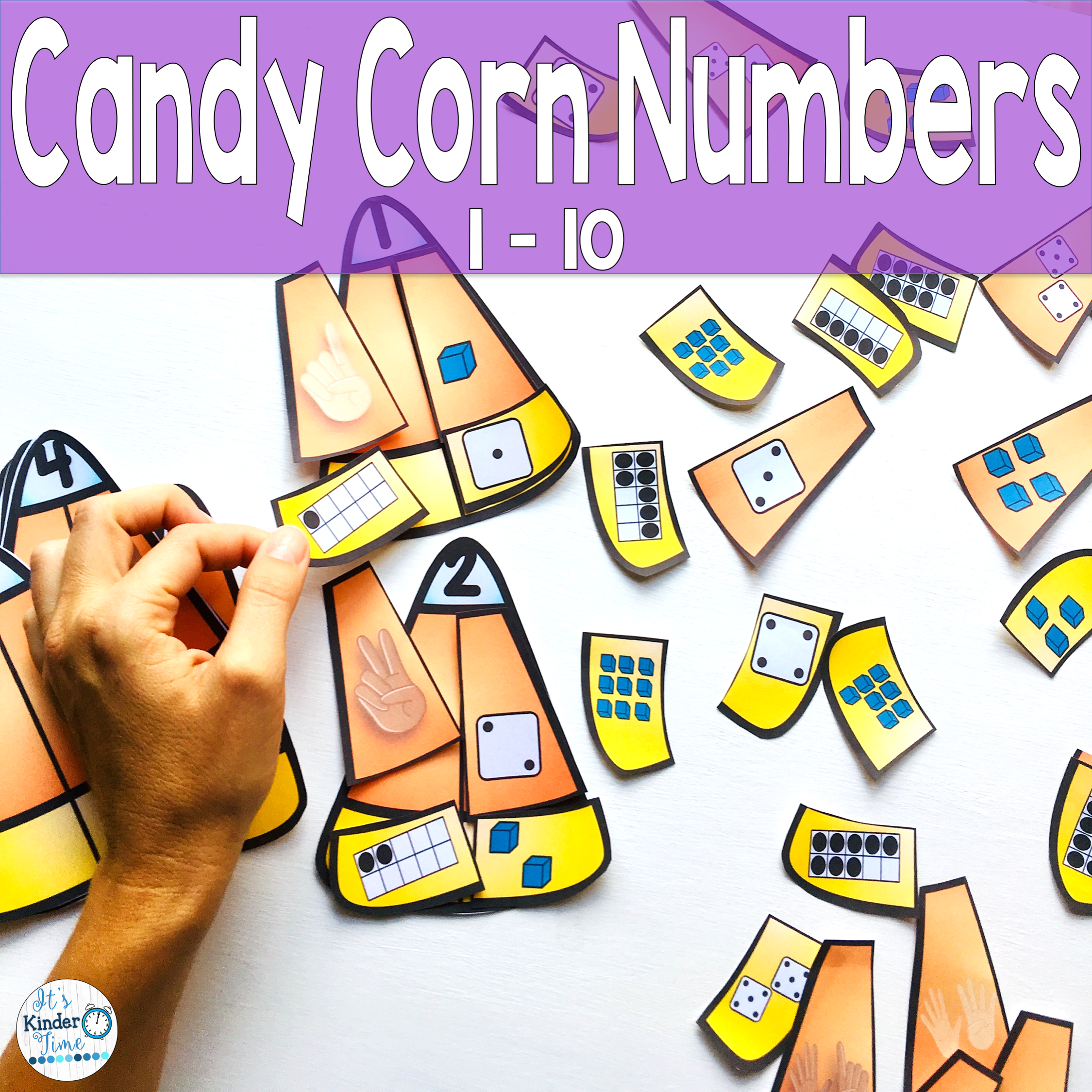 Candy Corn Numbers