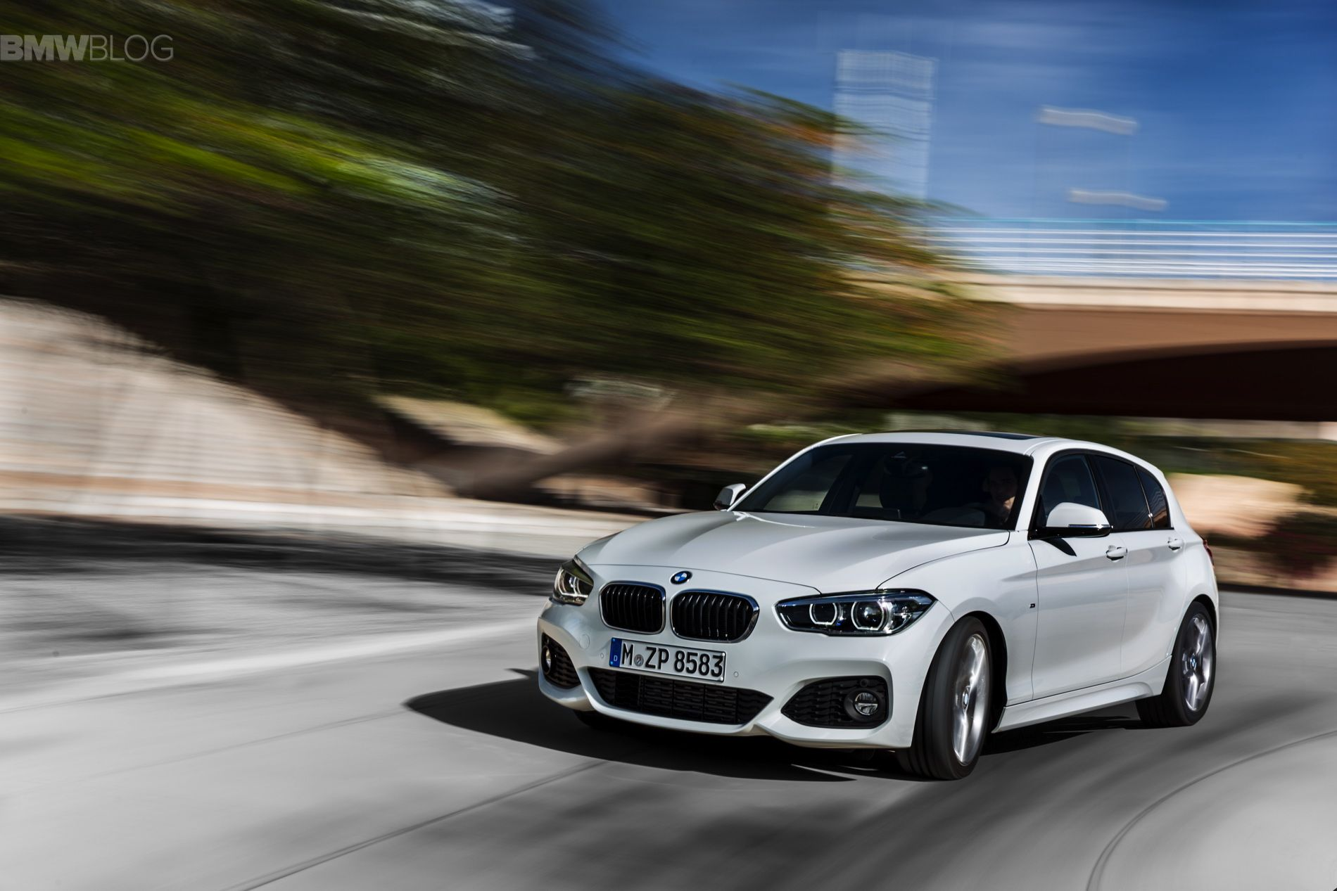 Bmw 220i gran tourer m sport package 2015 wallpapers and hd images - 2015 Bmw 1 Series M Sport Images 11 2015 Bmw 1 Series Facelift With M Sport Package