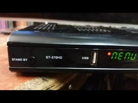 HOW TO UPGRADE STAR TRACK ST 570 HD RECEIVER POWERVU KEY NEW