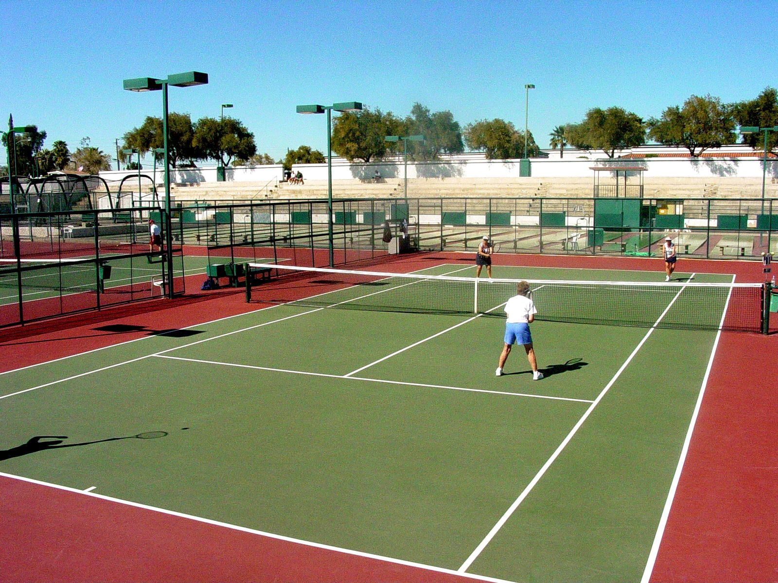 Mesa Regal Www Cal Am Com Resorts Our Resorts Tennis