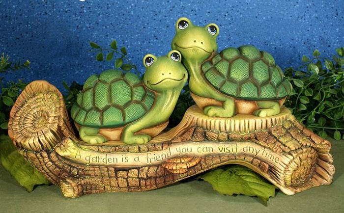 Incroyable Ping Pong Turtles