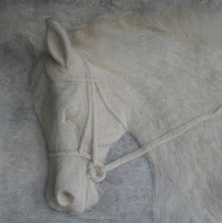Needle Felted Horse