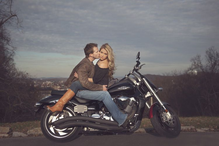 Anybody Own A Motorcycle They D Like To Try This With Brooke
