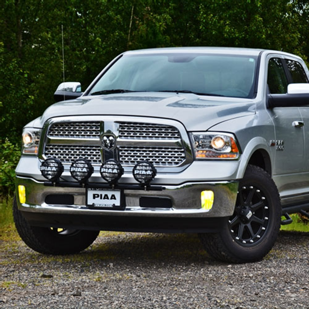 Piaa dodge ram 1500 2009 2016 trail light mounting bar 30753 piaa dodge ram 1500 2009 2016 trail light mounting bar 30753 aloadofball Gallery