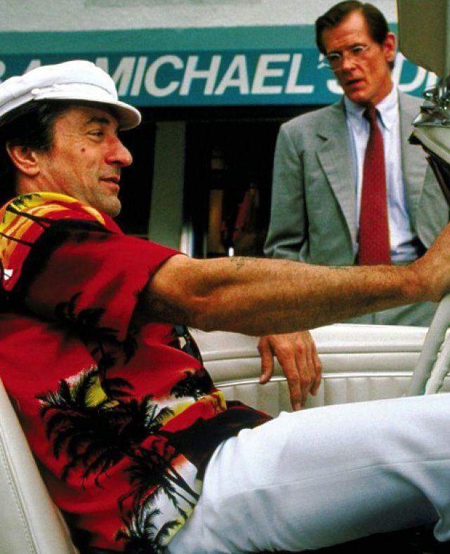 Robert De Niro Nick Nolte In Cape Fear With Images Movie Stars