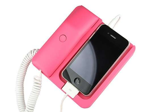 Retro iPhone dockingstation #iphon #product #station
