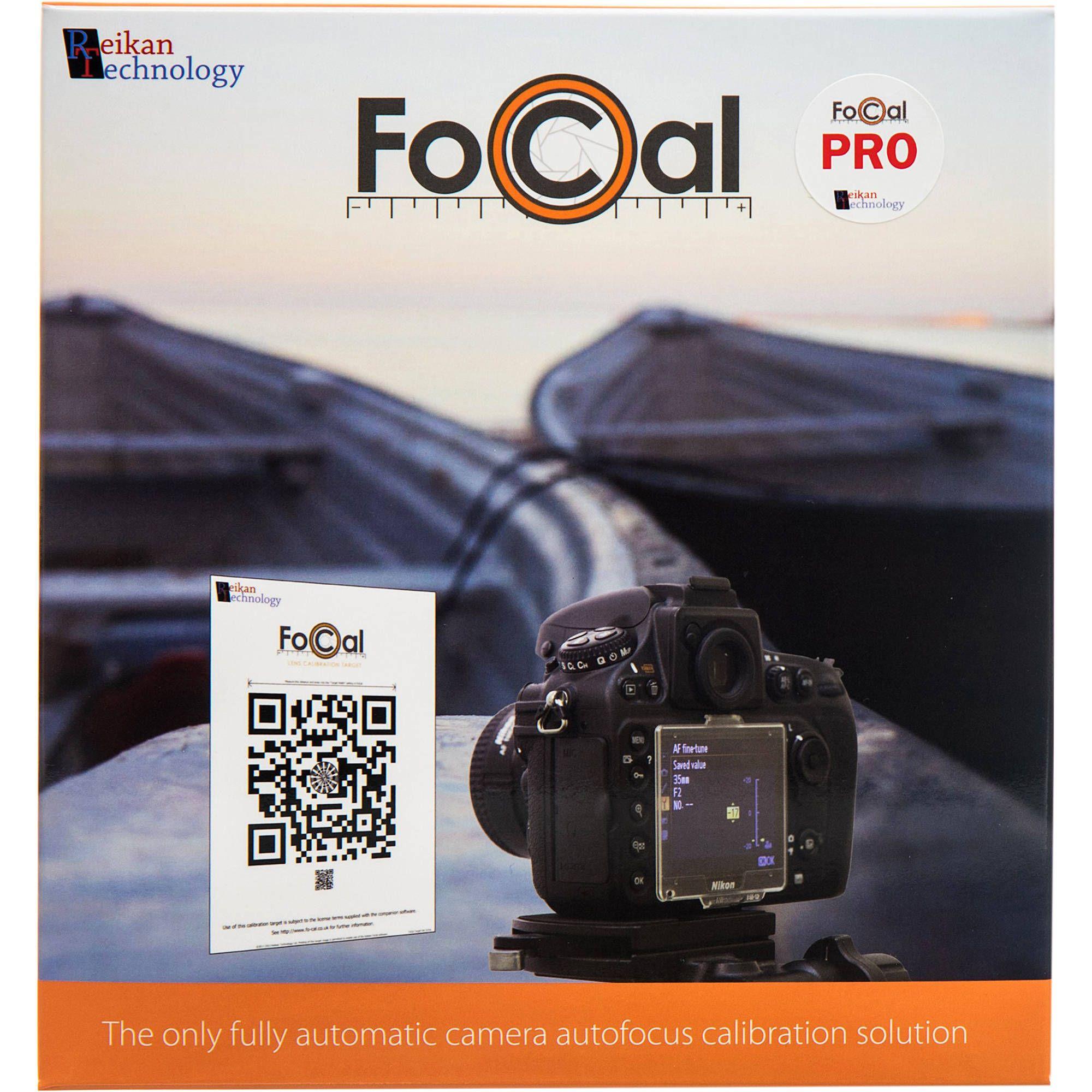 Reikan Focal Focal 2 0 Pro Lens Calibration Camera Lenses Canon Nikon Camera Lenses Nikon Lens
