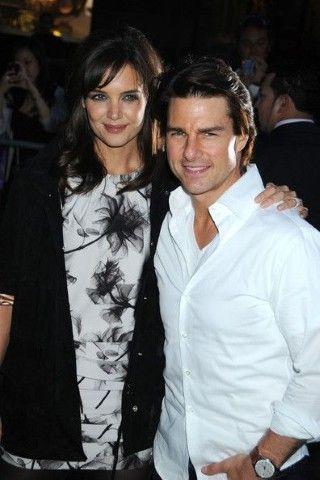 Tom Cruise e Katie Holmes: divorzio a causa di Scientiology?