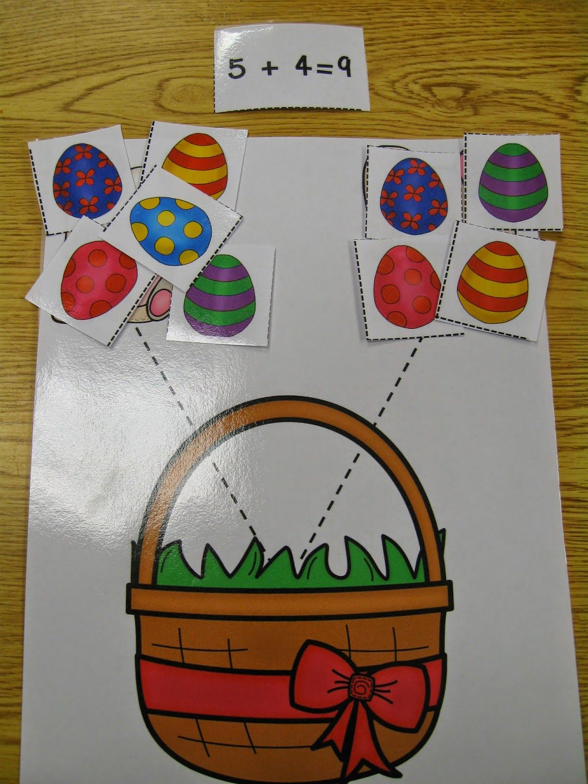 An Egg Citing Way To Decompose Numbers