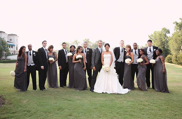 Brides Ayesha Curry on Wedding Planning Marriage and Motherhood