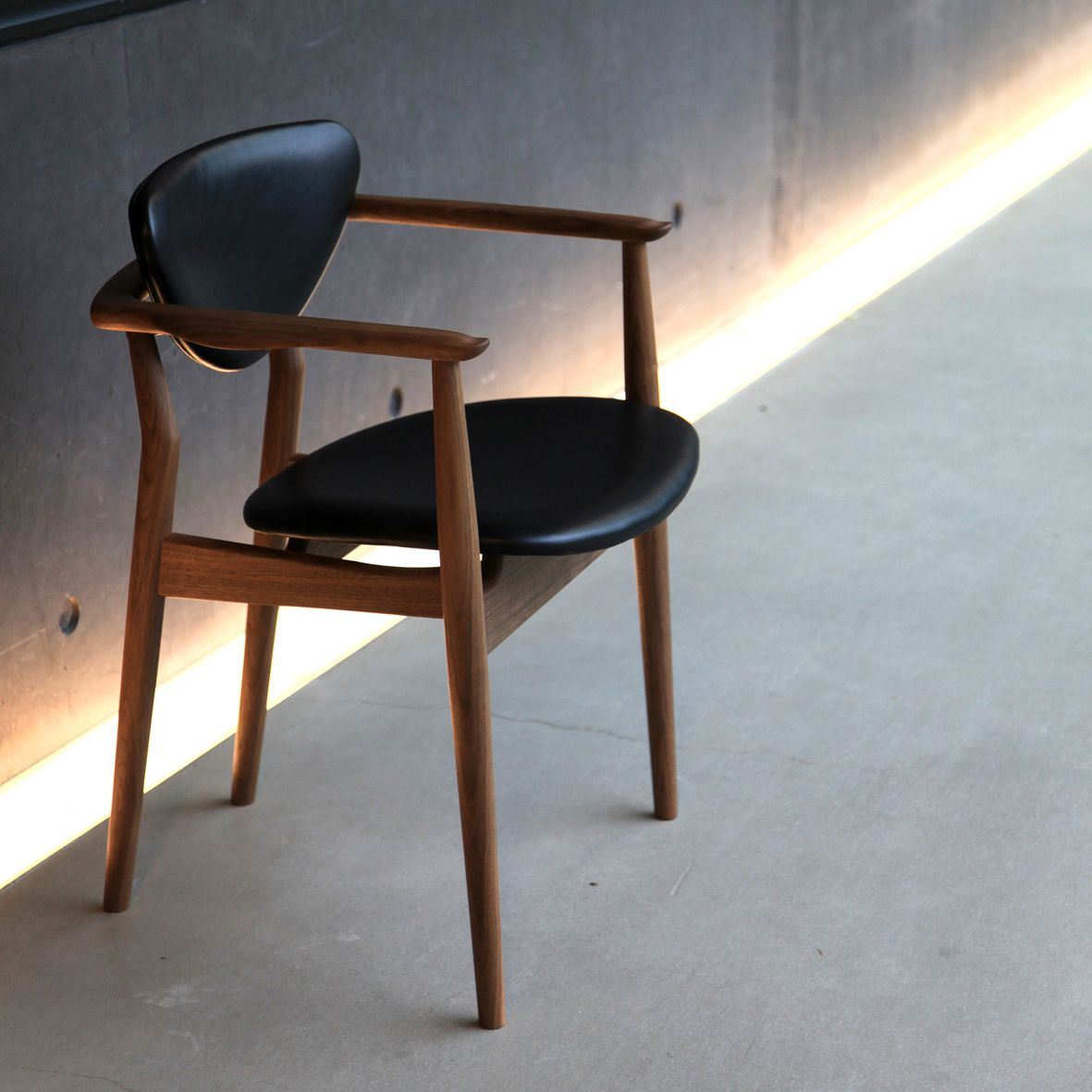 Finn Juhl 109 Chair Designer  Finn Juhl Manufactured by  Onecollection  Dimensions  in  w109 Chair images   House of Finn Juhl   Finn Juhl   Pinterest  . Finn Juhl Chair 108. Home Design Ideas