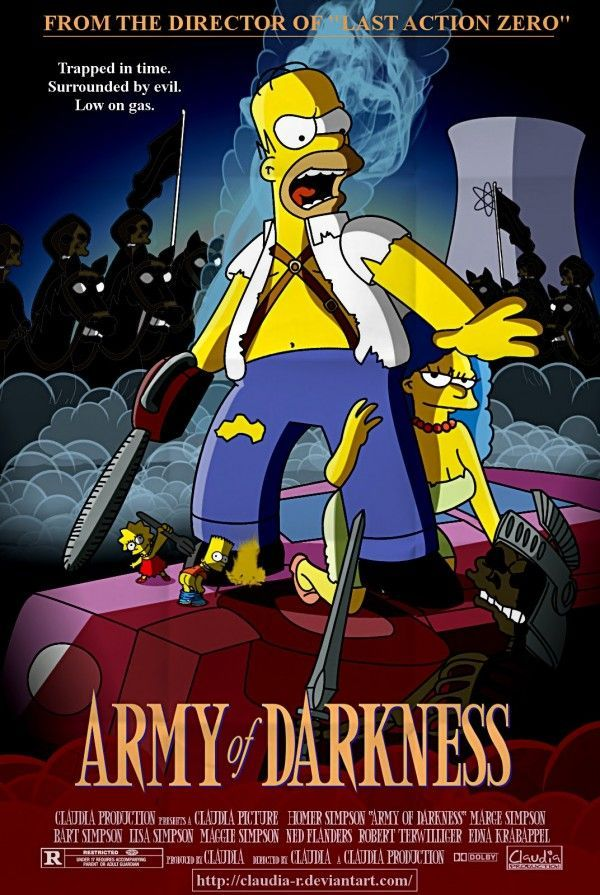 The Simpsons Parodies For Inspiration The Simpsons Movie Simpsons Funny The Simpsons