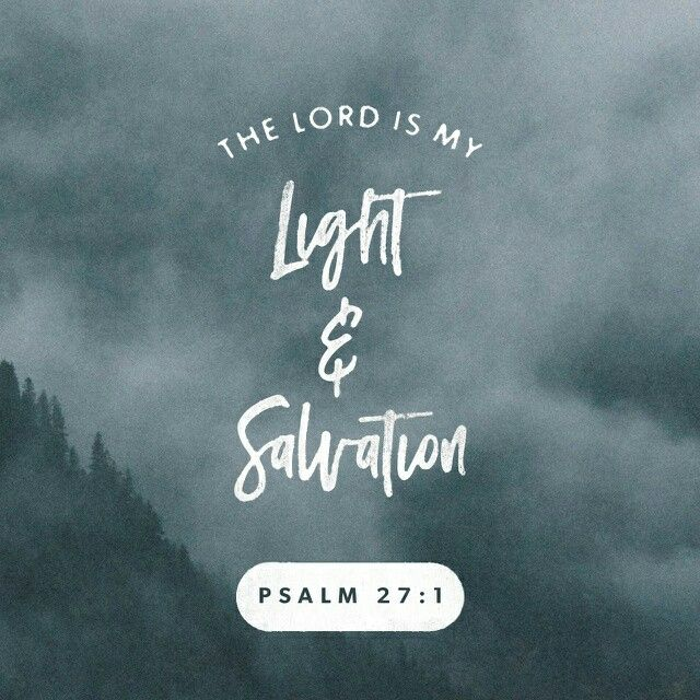 Pin by Paige Goldsberry on Bible verses | Psalm 27, Bible verses