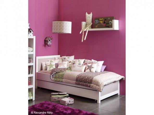 Chambre enfant rose 2 | Cuartos | Pinterest | Chambre enfant ...