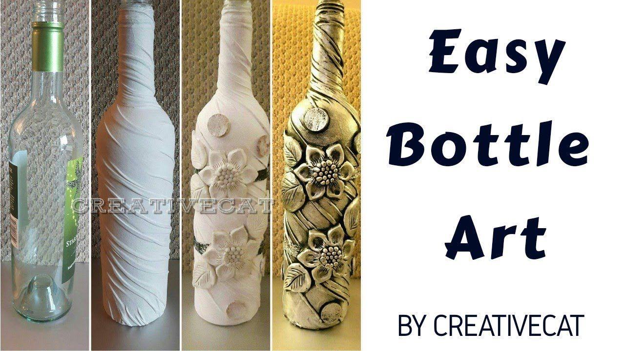 Bottle Art Wine Craft