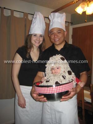 meatballs costume Infant spaghetti