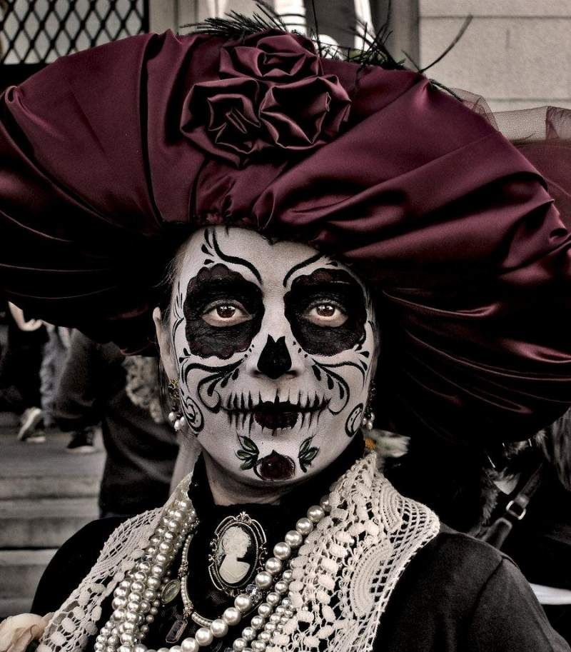 piraten halloween makeup f r m nner totenmaske pinterest makeup f r m nner und pirat. Black Bedroom Furniture Sets. Home Design Ideas