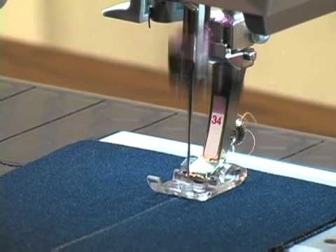 Bernina Feet - The Sewing Machine Shop