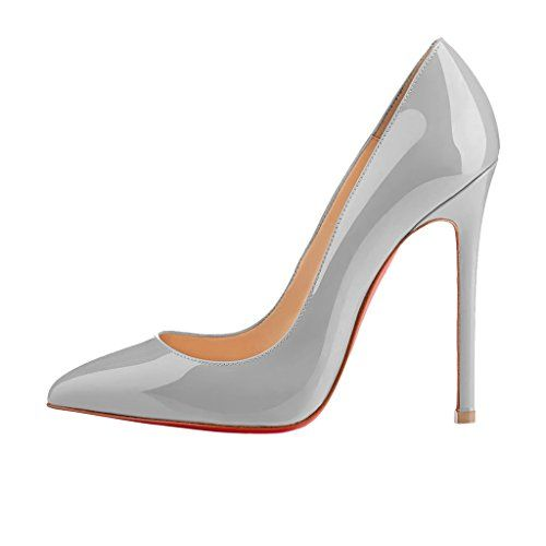 Christian Louboutin Leather So Kate Patent Pointed-toe Red