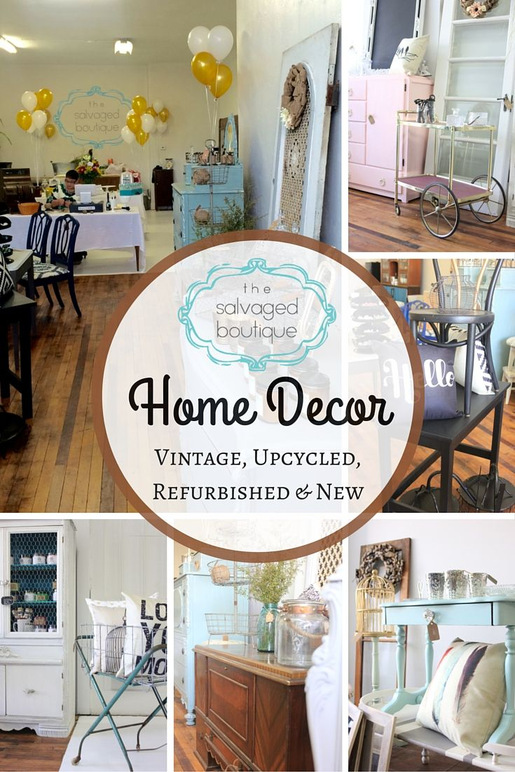 The Salvaged Boutique Has Gift Cards Take A Peek Into The Home