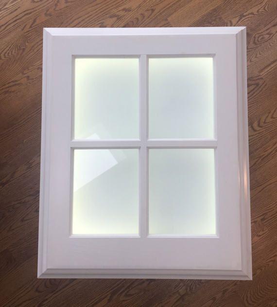 The Original Faux Led Window Light Window Light Lights Windows