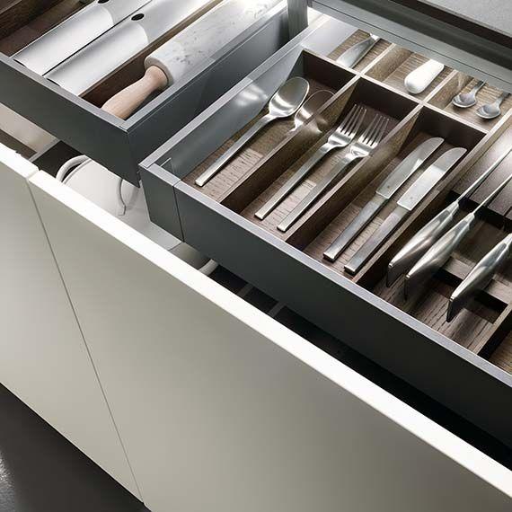 Accessori cucine Ernestomeda www.magnicasa.it #cucine #design ...
