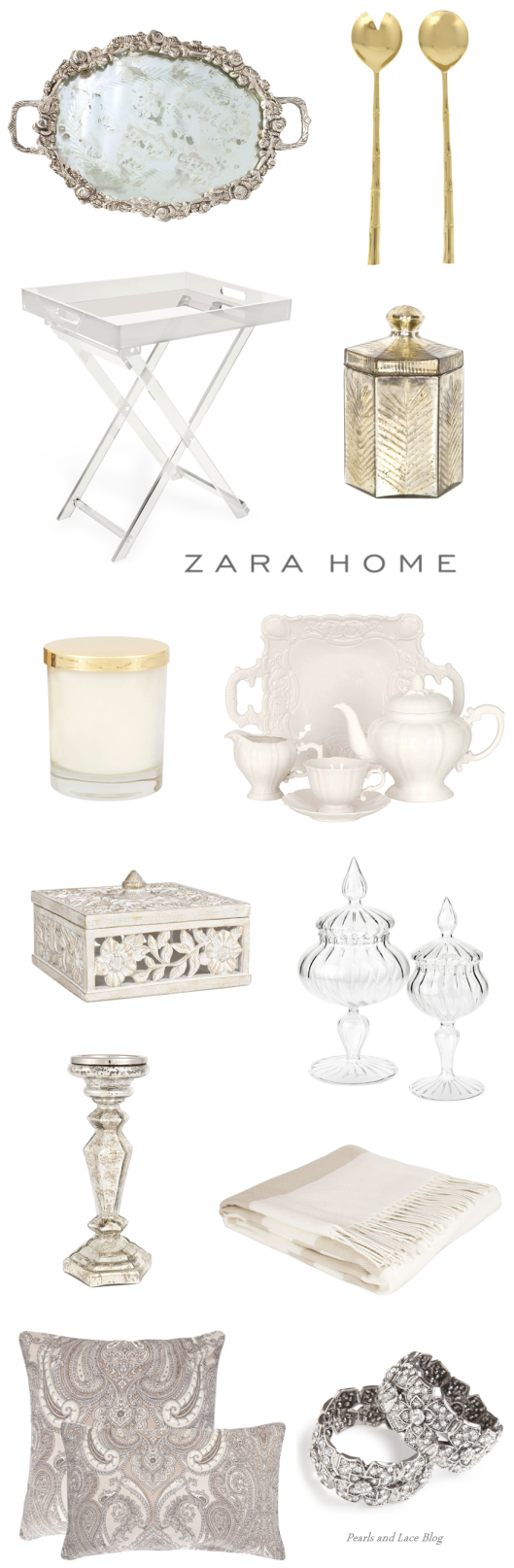 Zara Home by Pearls and Lace... absolutely loving Zara home ...