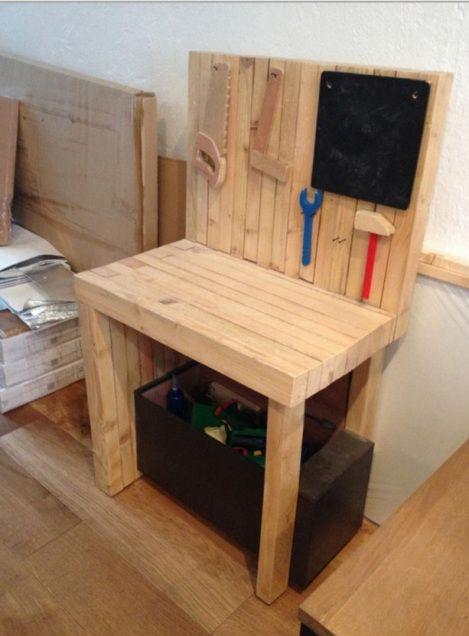 tabli pour petits menuisiers b2d brut de d coffrage. Black Bedroom Furniture Sets. Home Design Ideas