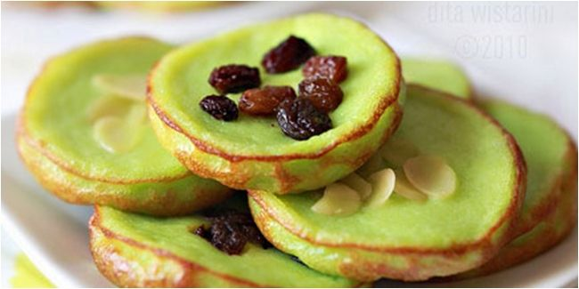 kuliner 10 resep jajanan pasar tradisional kue lumpur pandan suji vemale com