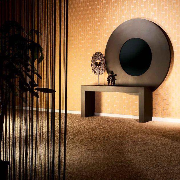 Espejos modernos de madera opera grande decoraci n - Decoracion de espejos ...