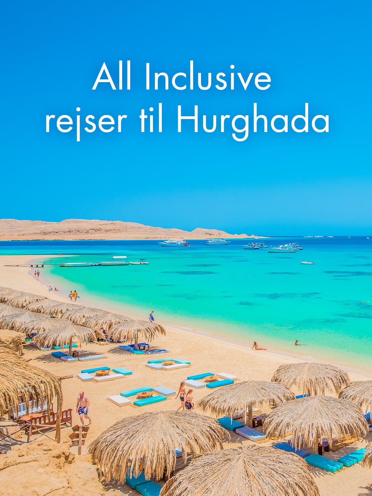 all inclusive till hurghada