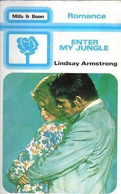 Enter My Jungle - Lindsay Armstrong - Mills & Boon - Good