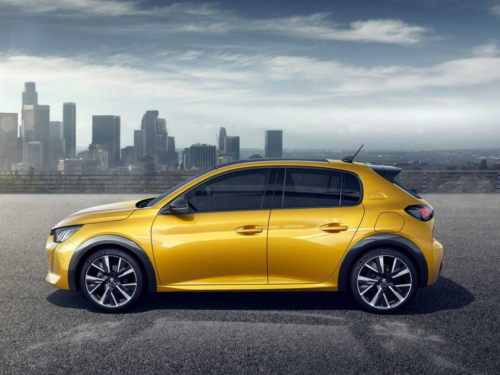 Have You Heard Of These Evs Peugeot E 208 Peugeot Electric Cars City Car
