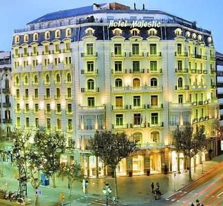 Majestic Hotel Barcelona Country Spain City Paseo De Gracia Location The Is Located In Elegant