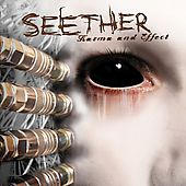 1 CENT CD: Karma and Effect by Seether (May-2005, Wind-Up)
