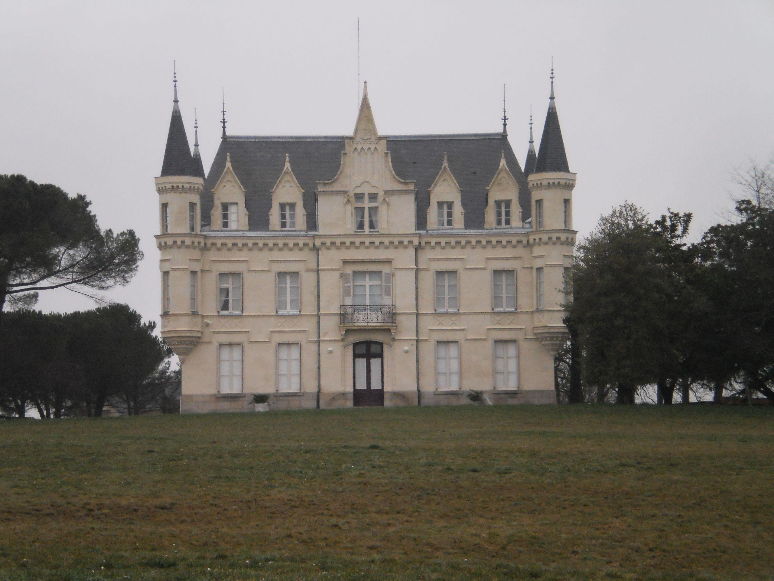 Le Fresne sur Loire ch¢teau de la Fresnaie