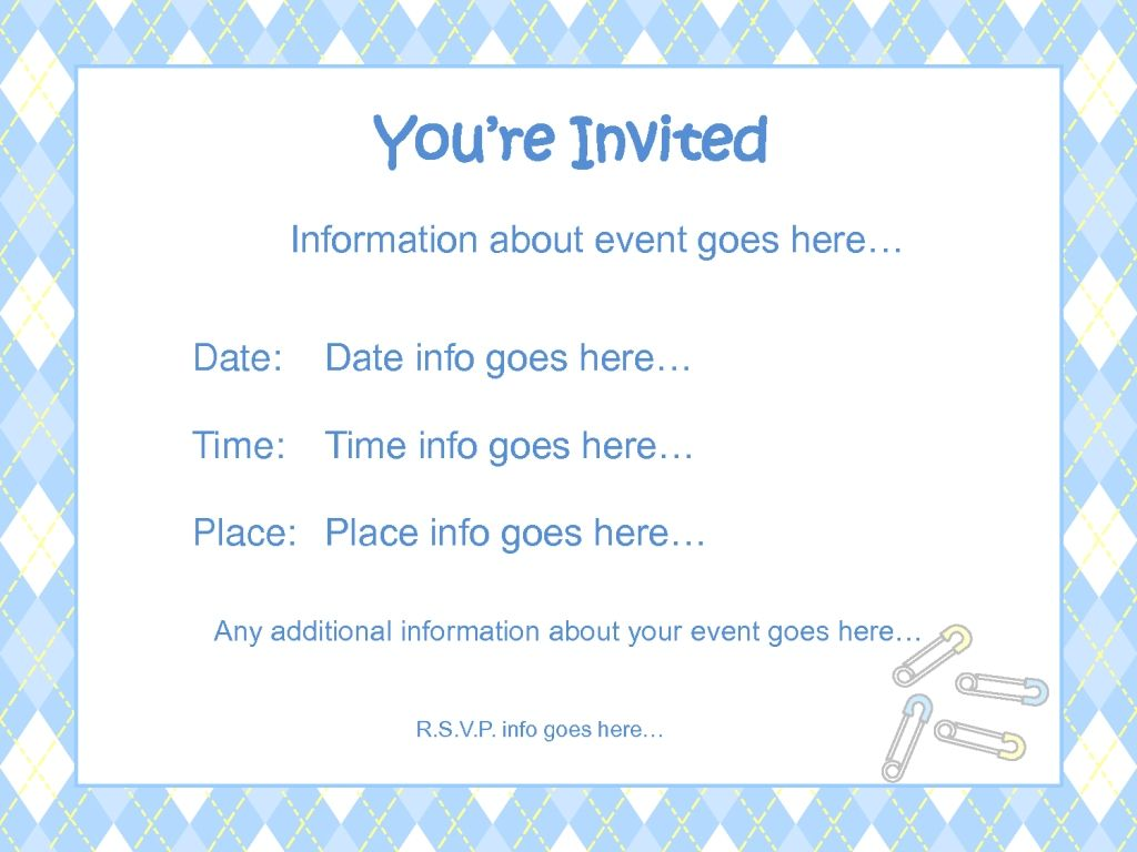 Gorgeous Baby Shower Invitation Maker Free on Baby Shower Idea from ...