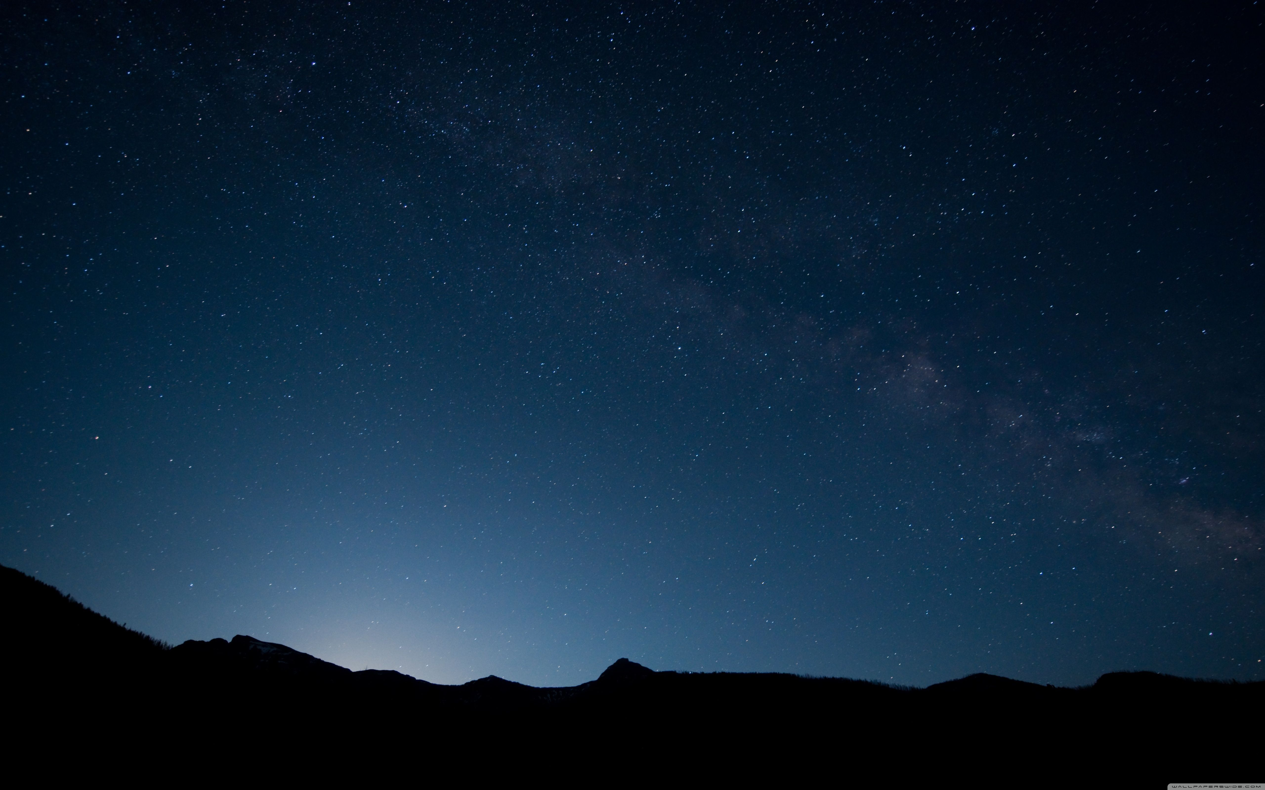 High Quality Night Sky Pictures Jpg 5120 3200