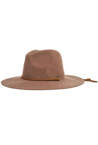 9755ae918d9 Mayfield II Hat in Dark Tan by Brixton at The Freedom State