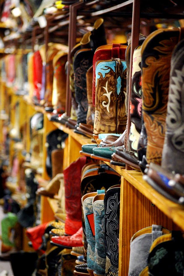 Allen S Boots Austin In Desperate Need Of Cowboy Boots