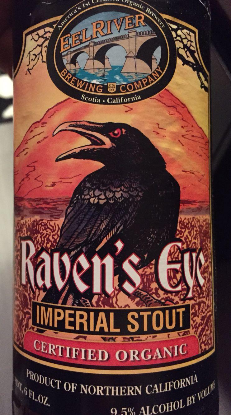 Eel River Ravens Eye