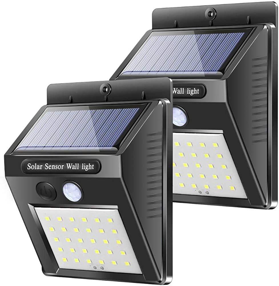 Solarleuchten Mit Bewegungsmelder Led Solarlampen Fur Aussen Garten Ip65 Wasserdicht Led Solarlampe Karrong 30 Led Solarle Solarleuchten Solarlampe Solarlampen