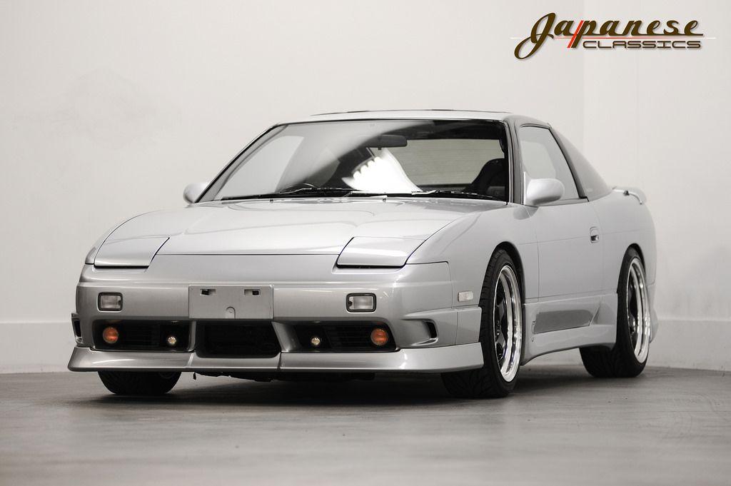 Japanese Classics 1989 Nissan 180sx Nissan 180sx Nissan Jdm