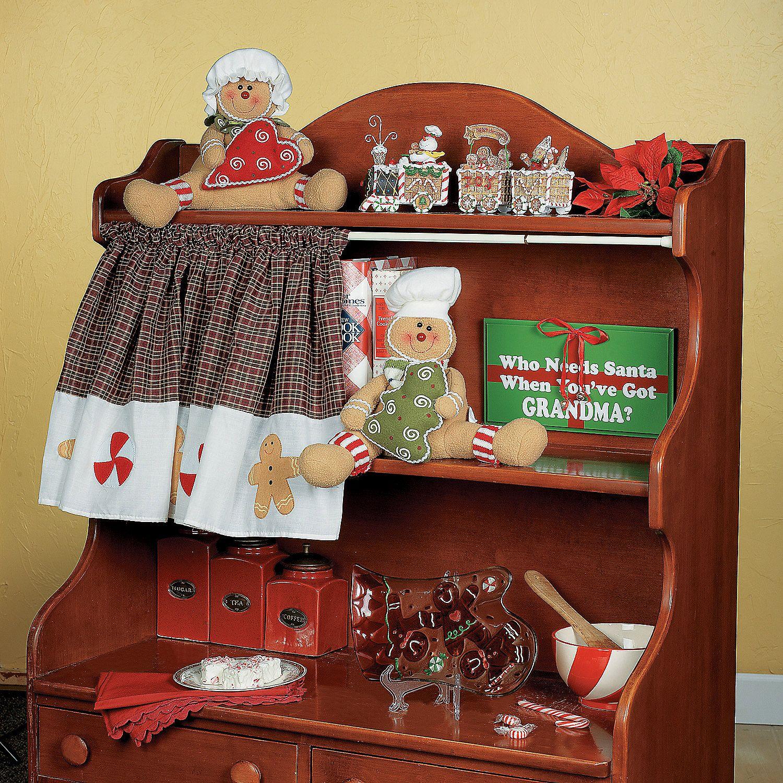 Gingerbread Fun House - TerrysVillage.com | Christmas ...