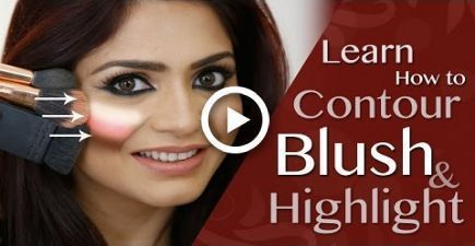 Photo of How To Contour Blush And Highlight | Easy Contouring Tips | 2017 Makeup Tutorial…