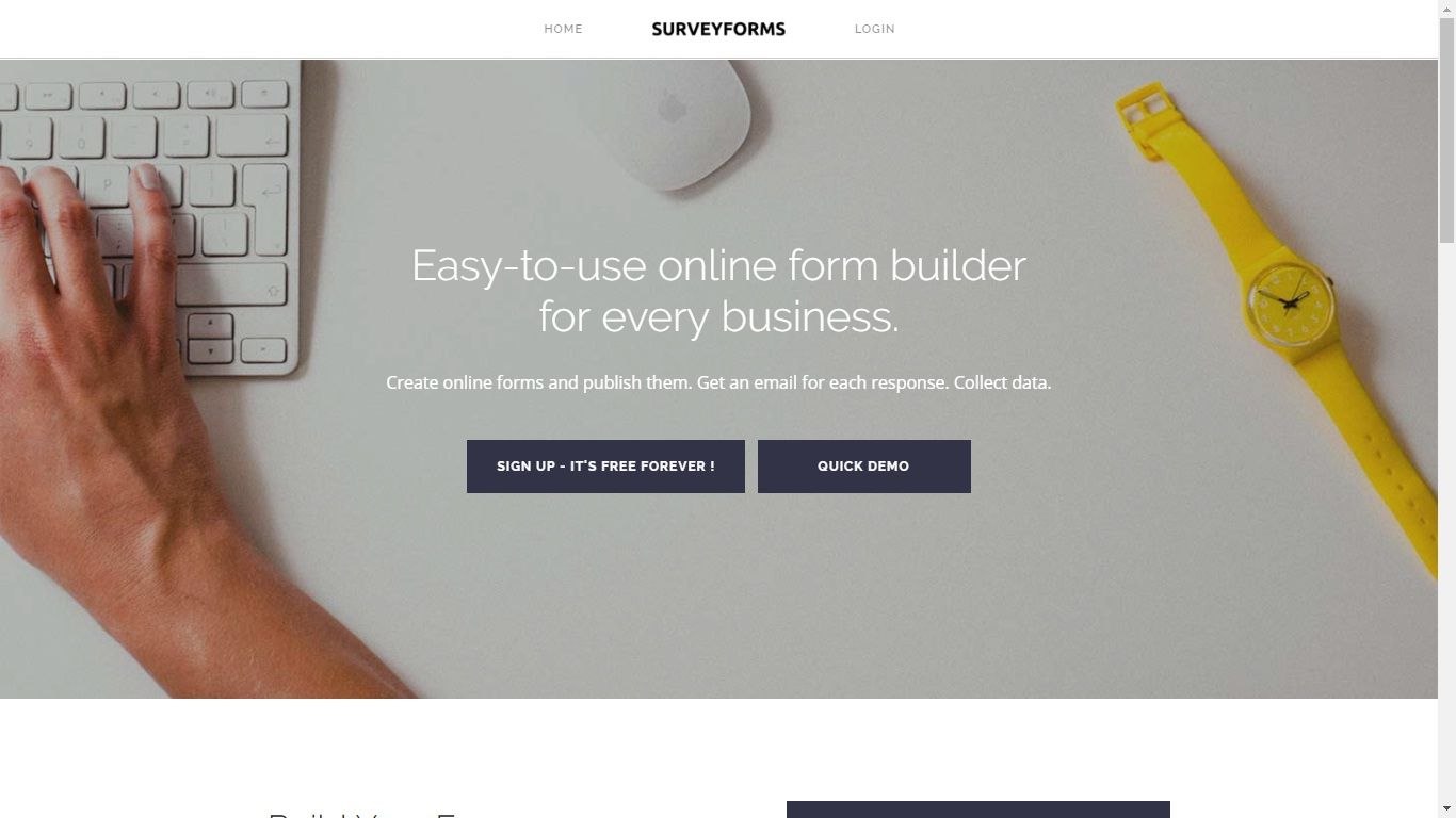 create online forms the easy way whether you re looking to create online forms the easy way whether you re looking to generate leads